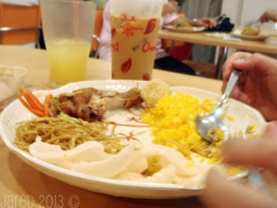 food musings, Chowking