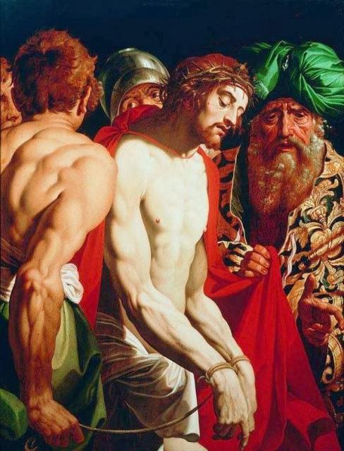 Abraham Janssens - Ecce Homo