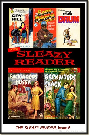 SLEAZY READER, Issue 5 wm