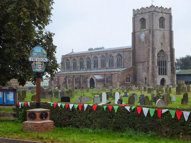 St James Church, Freiston