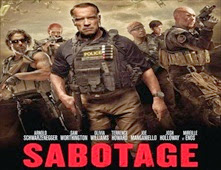 فيلم Sabotage 2014 مترجم