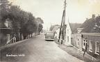 Everdingen. Lekdijk met Postkantoor met PTT Spaarbank.  Gelopen gestempeld in 1971.