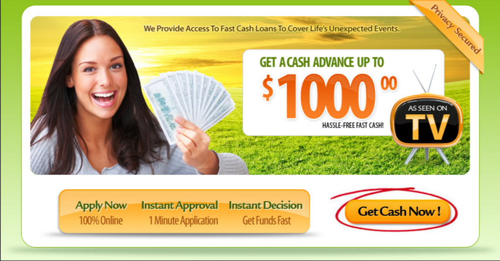 Payday Loans For Prepaid Cards - 256-Bit SSL protected payday loans