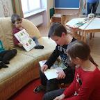 Lesen im Kindergarten