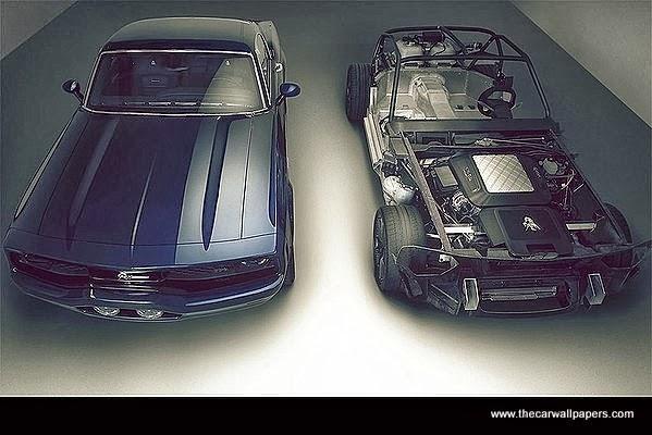 Equus Bass 770 Muscle Car