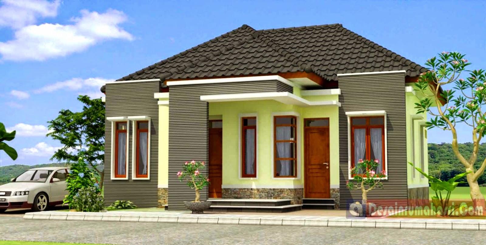 Desain Rumah 2016 Rumah Minimalis Bentuk L Images
