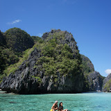 2012-2-1 Island Hopping, Hidden Lagoons and Clear Waters