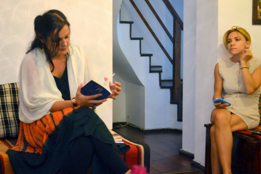 Seara literara - Editura Eikon lanseaza patru carti, La Vulturi (2014.09.03) 073