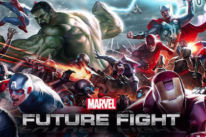 MARVEL Future Fight v3.7.0 Full Apk For Android