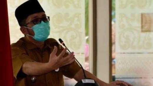 Angka Kesembuhan Covid-19 di Padang Capai 85 Persen Plt Wako: Pandemi Belum Berakhir, Kita Harus Tingkatkan Penanganan