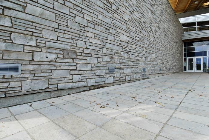 owen sound wall stone