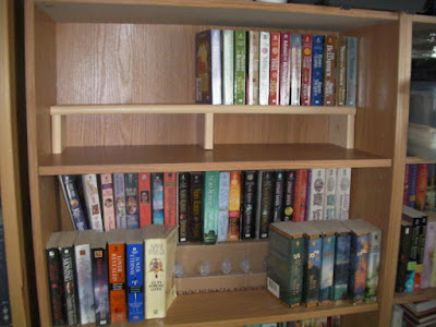 New Book Shelf Shelves