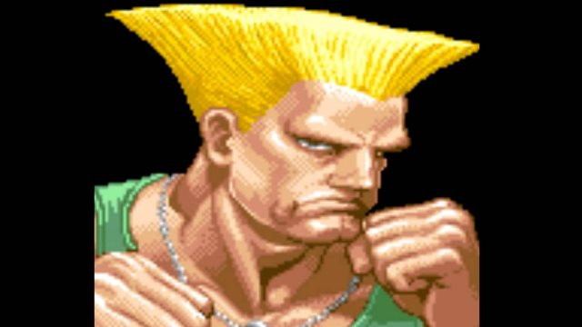 Guile's Theme (Street Fighter) ~ Piano Letter Notes