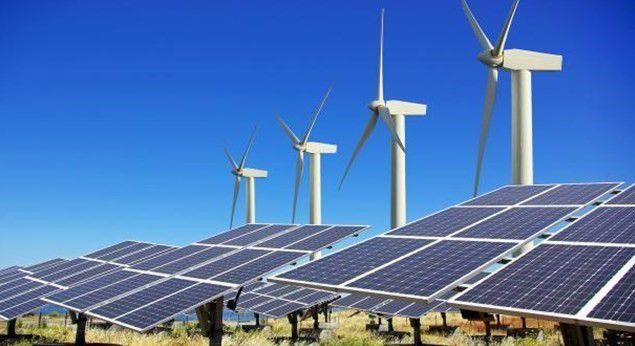 Non Renewable Energy Sources List