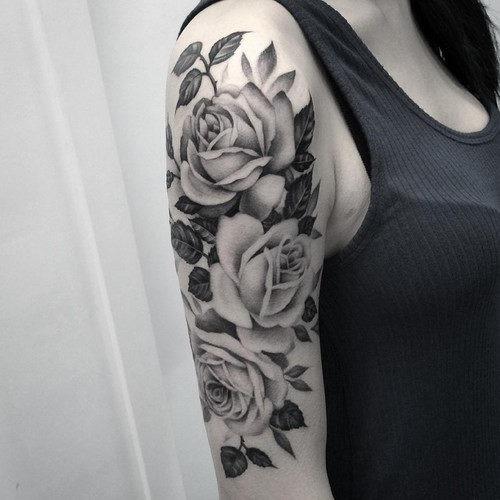 este_lindo_rose_tattoo