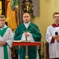 Pożegnanie ks. Krzysztofa 20.08.2017r.