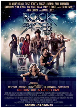 Rock of Ages: O Filme Legendado