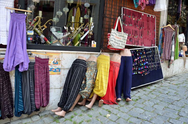 Street Display. Istanbul, 2011