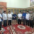 DR.T.Taufiqulhadi, Ketua DPP NasDem Melayat Rumah Duka Almarhum Abu Kruet Lintang Peureulak,Aceh Timur