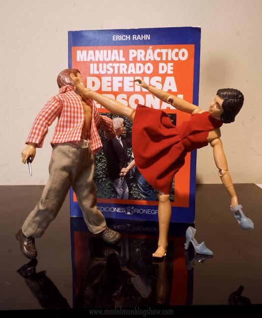 Defensa personal y Madelman