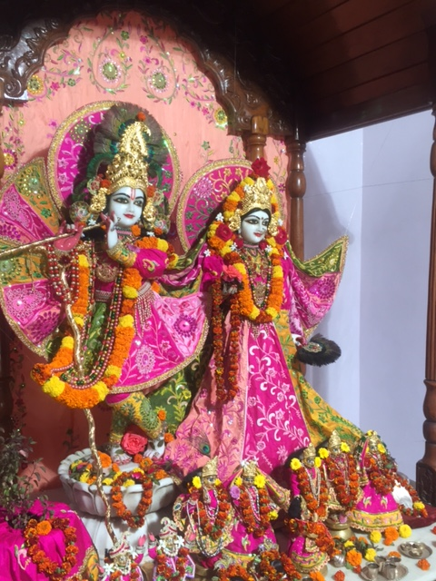 ISKCON Raipur Deity Darshan 02 Jan 2017 (4)
