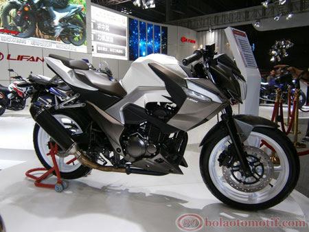 Lifan KP250 China, Kembaran Kawasaki Z1000