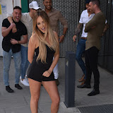 OIC - ENTSIMAGES.COM - Charlotte Crosby at the The cast of MTV's Geordie Shore celebrates five years of the hit show 24th May 2016 Photo Mobis Photos/OIC 0203 174 1069