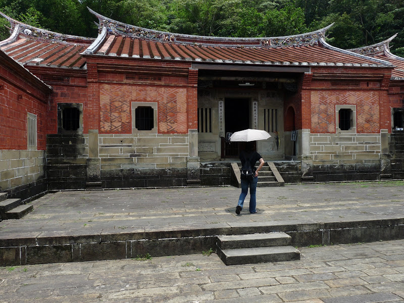 village de Shen seng Maison construite en 1915