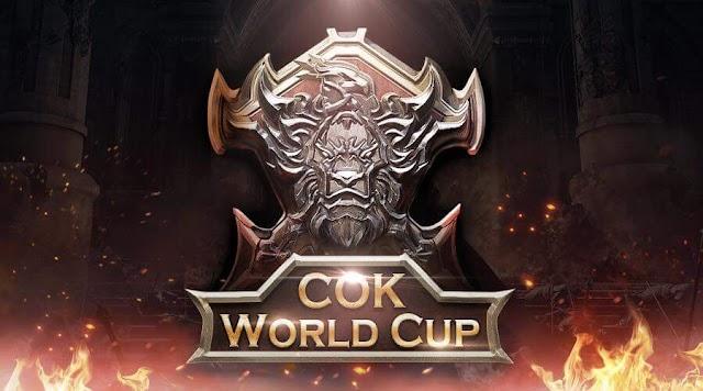Clash of Kings Dünya Kupası Başlıyor