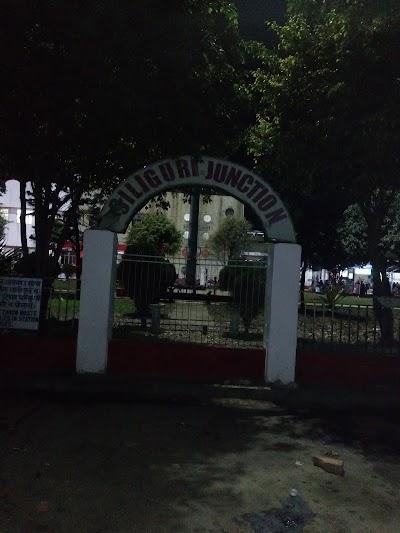 Siliguri Junction Parking Lot