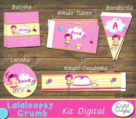 Kit Digital Lalaloopsy  .....artesdigitalsimples@gmail.com