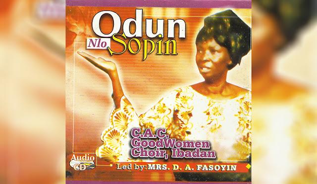 [Music] C.A.C Good Women – Odun Nlo Sopin