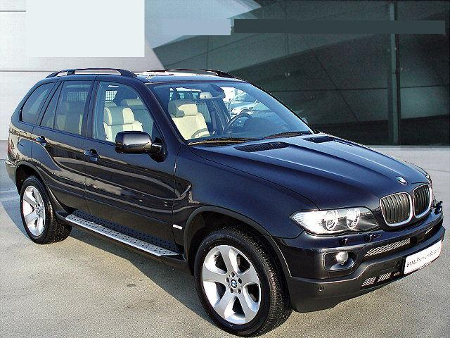 Bmw Automobiles Bmw X5 2005 Black