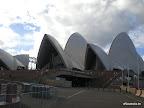 Sydney Opera von Nahem