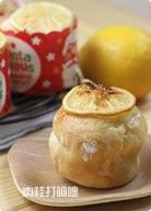 蜂蜜檸檬小吐司