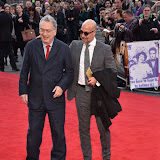 OIC - ENTSIMAGES.COM - Stephen Frears and Stanley Tucci at the  Florence Foster Jenkins - world film premiere at the Odon Leicester Sq London 12th April 2016 Photo Mobis Photos/OIC 0203 174 1069