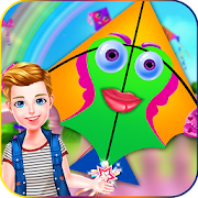 Game Kites Designs Factory Flying Festival- Fun Artist APK for Windows Phone