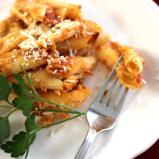 Meatless Baked Ziti