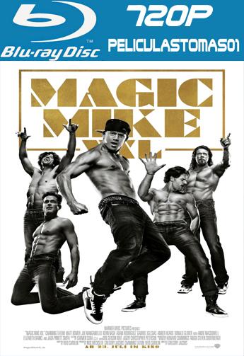 Magic Mike XXL (Magic Mike 2) (2015) (BRRip) BDRip m720p