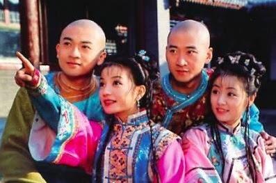 My Fair Princess 1998 / Princess Returning Pearl China Drama