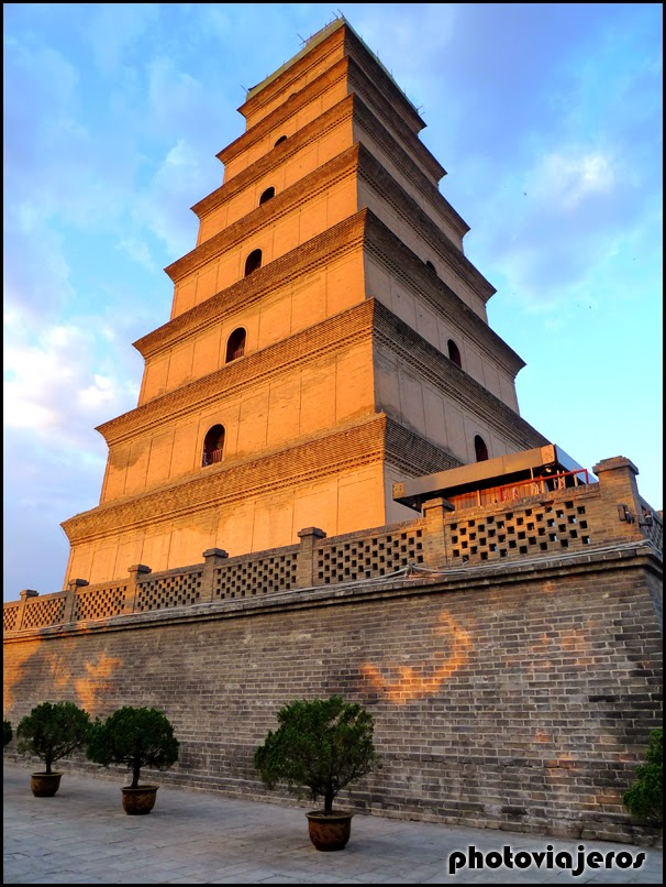 Gran pagoda del Ganso Salvaje Xi'an