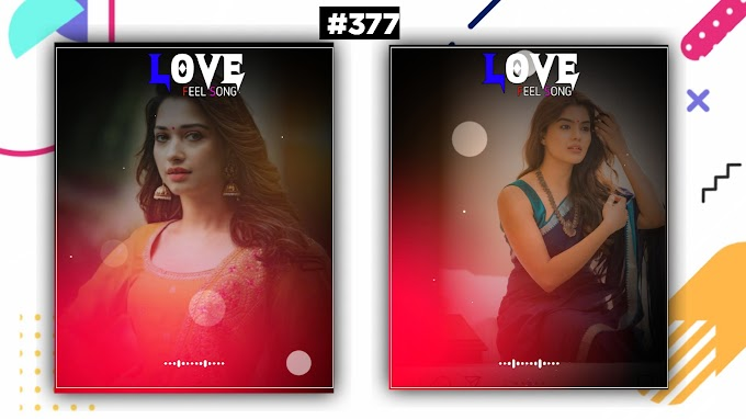 Love WhatsApp Status Video Editing Tutorial |instagram size avee player Editing Tutorial |#377