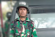 Kisah Perjuangan Baharudin Anak Penjual Asongan di Lampu Merah Jadi Tentara