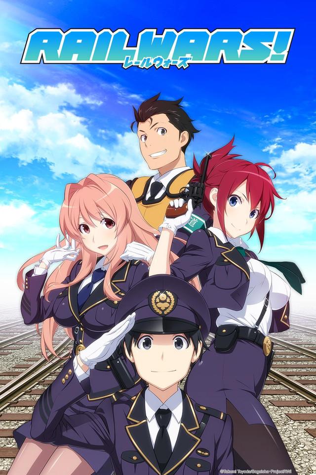 Rail Wars! - Tuyến đường sắt khốc liệt (2014)
