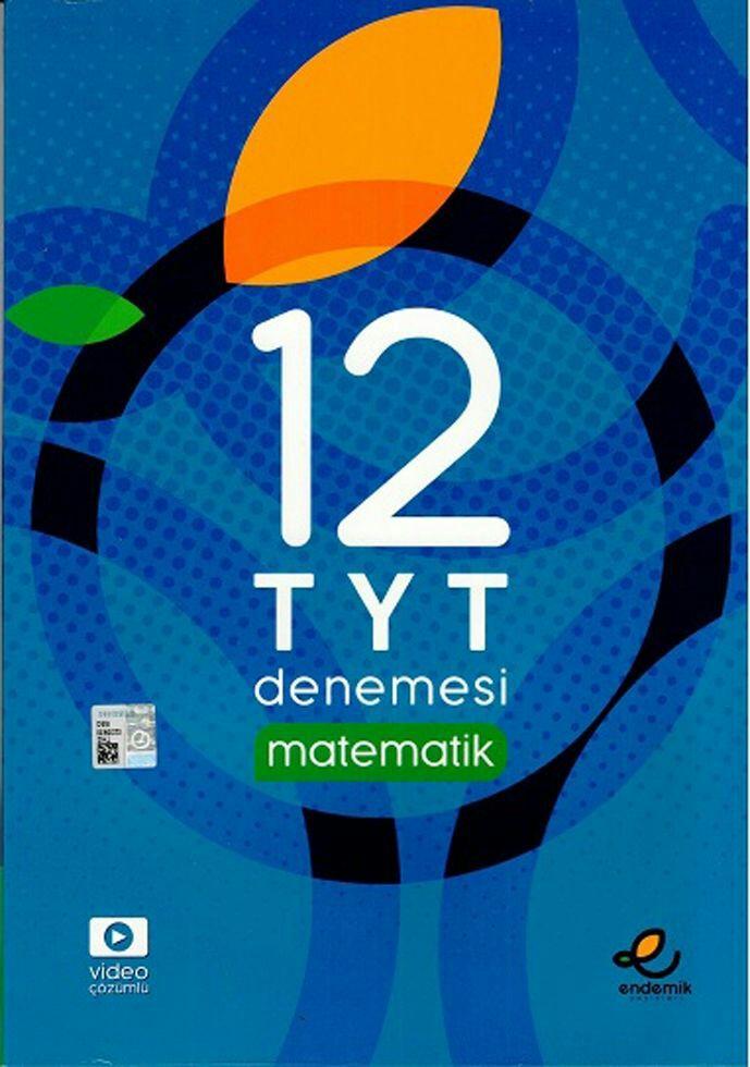 Endemik Yayınları TYT Matematik 12 li Denemesi