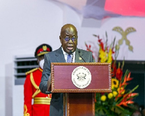 Akufo-Addo releases list of Deputy Ministers