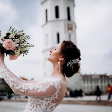 Wedding photographer Julia Normantas (VirgisYulya). Photo of 28.04.2018