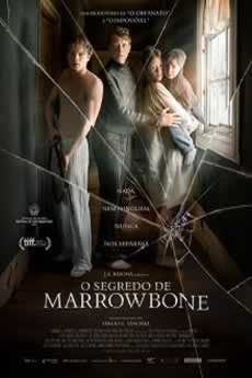 Capa O Segredo de Marrowbone Torrent