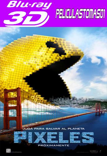 Pixeles (Pixels) (2015) Full 3D SBS