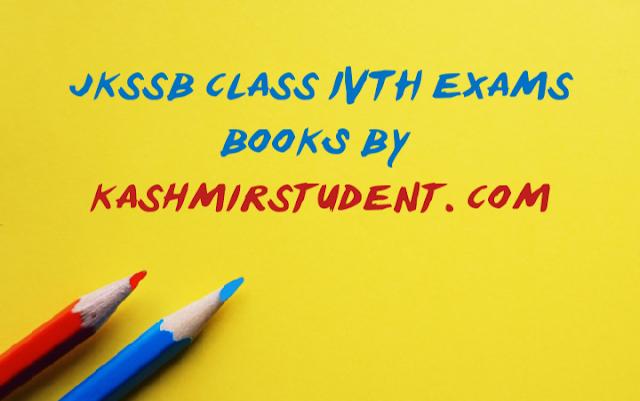 DOWNLOAD HERE | JKSSB CLASS IVTH EXAMS PART 3 EBOOK